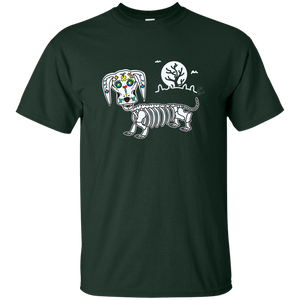 Mr. Bones Sugar Skull Ultra Cotton Unisex T-Shirt