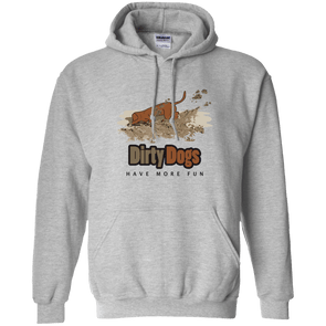 Dirty Dogs 50/50 Pullover Hoody