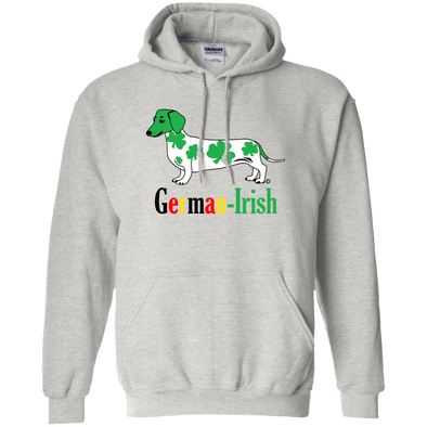 German-Irish 50/50 Pullover Hoody