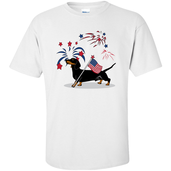 Patriotic Smooth B&T Ultra Cotton T-Shirt