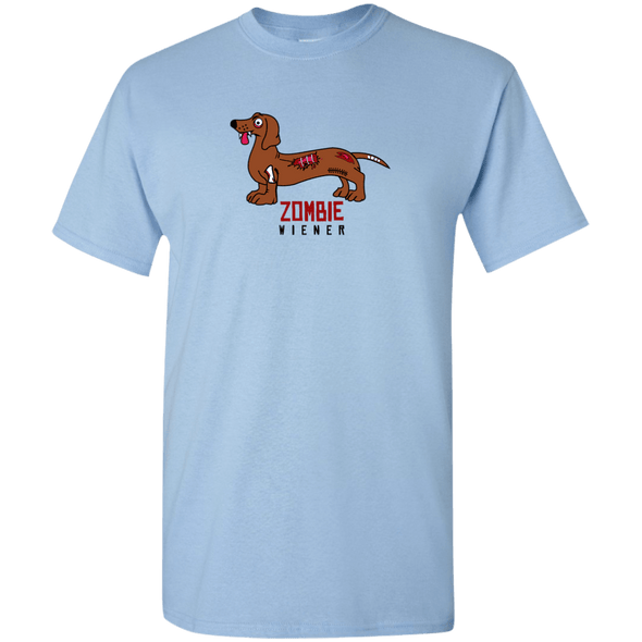 Zombie Wiener 100% Cotton T-Shirt