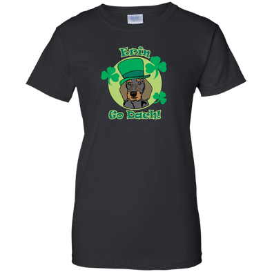 Erin Go Dach (WH) Ladies ' 100% Cotton T-Shirt