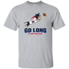 Go Long in New England Unisex Ultra Cotton T-Shirt