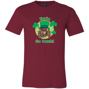 Erin Go Dach (LH) Bella + Canvas Unisex Ringspun Cotton T-Shirt