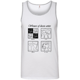 Classic Artists 100% Ringspun Cotton Tank Top