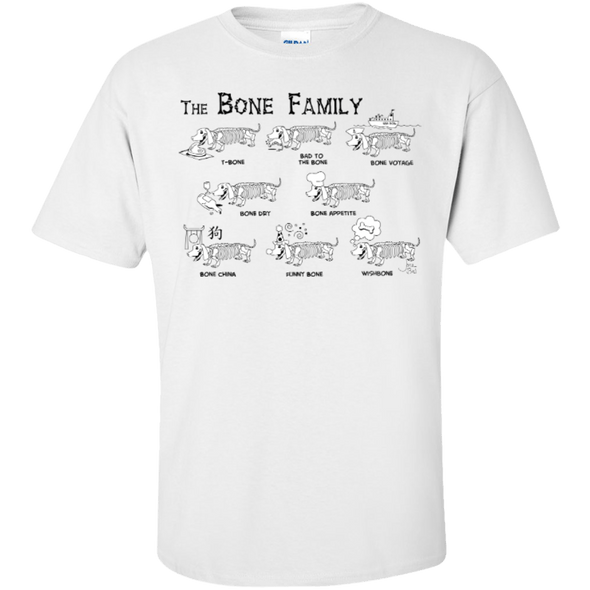 The Bone Family Ultra Cotton T-Shirt