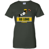 Go Long In Green Bay Ladies' T-Shirt