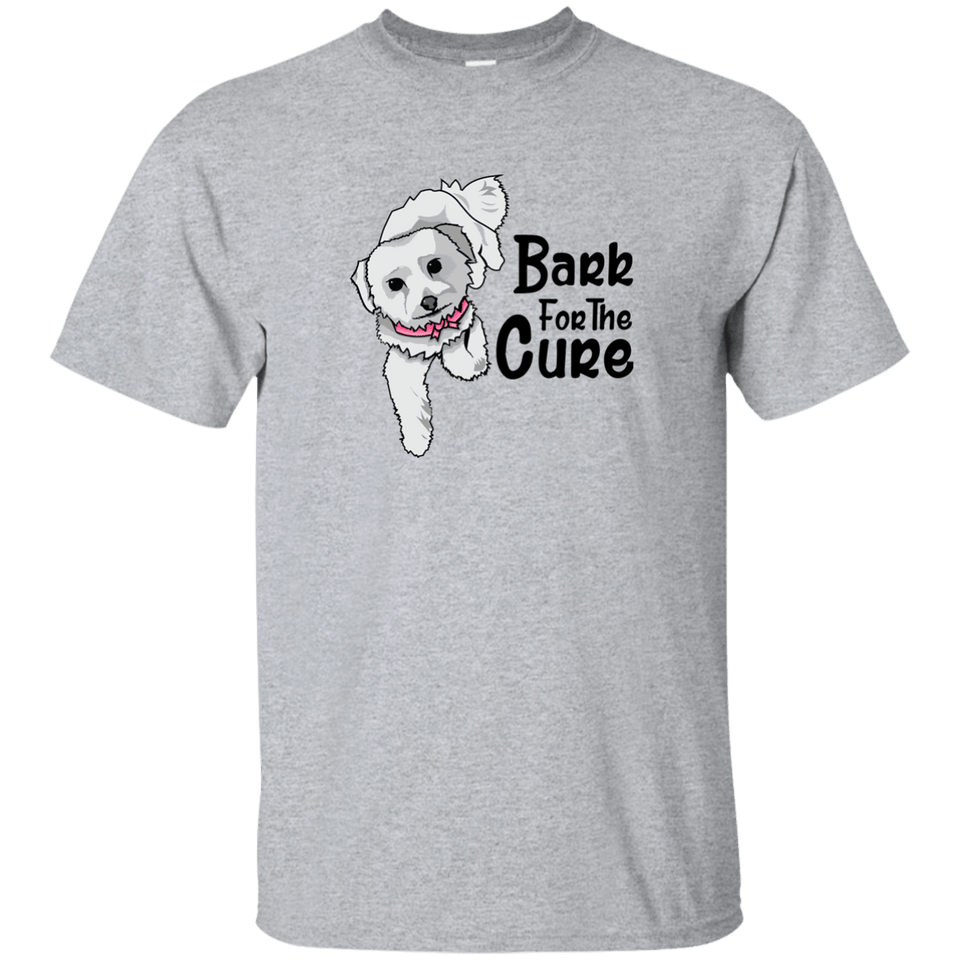 Bark For The Cure Ultra Cotton T-Shirt