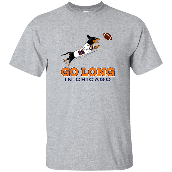 Go Long in Chicago Unisex Ultra Cotton T-Shirt