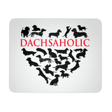 Dachsaholic Mouse Pad
