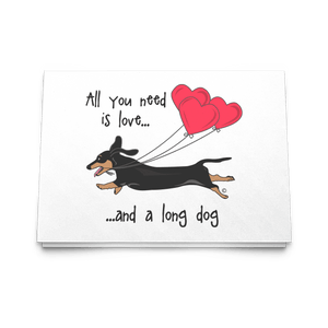 All You Need Is Love SH (B&T) Greeting Cards