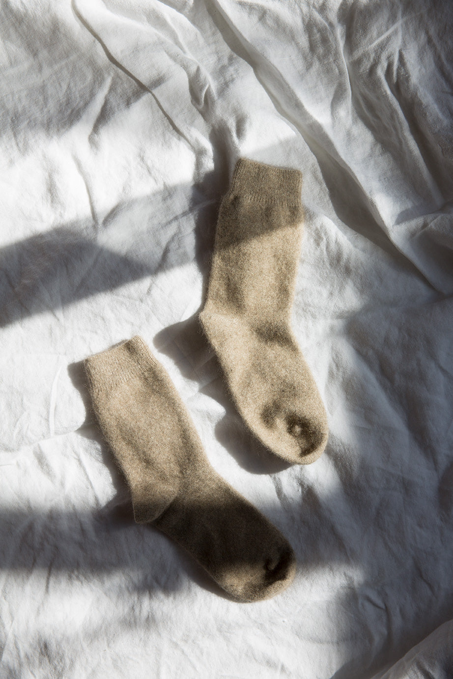 Bed Socks | Oatmeal