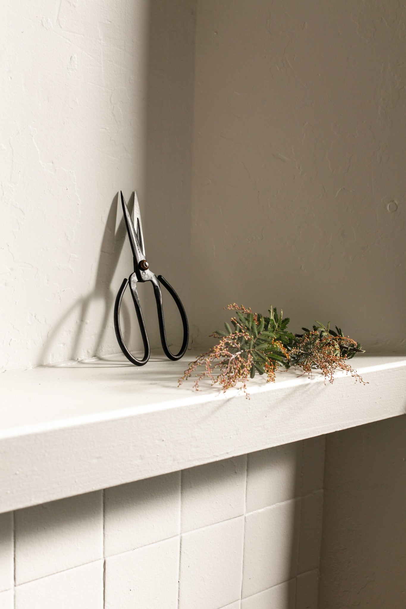 Forged Bonsai Garden Scissors