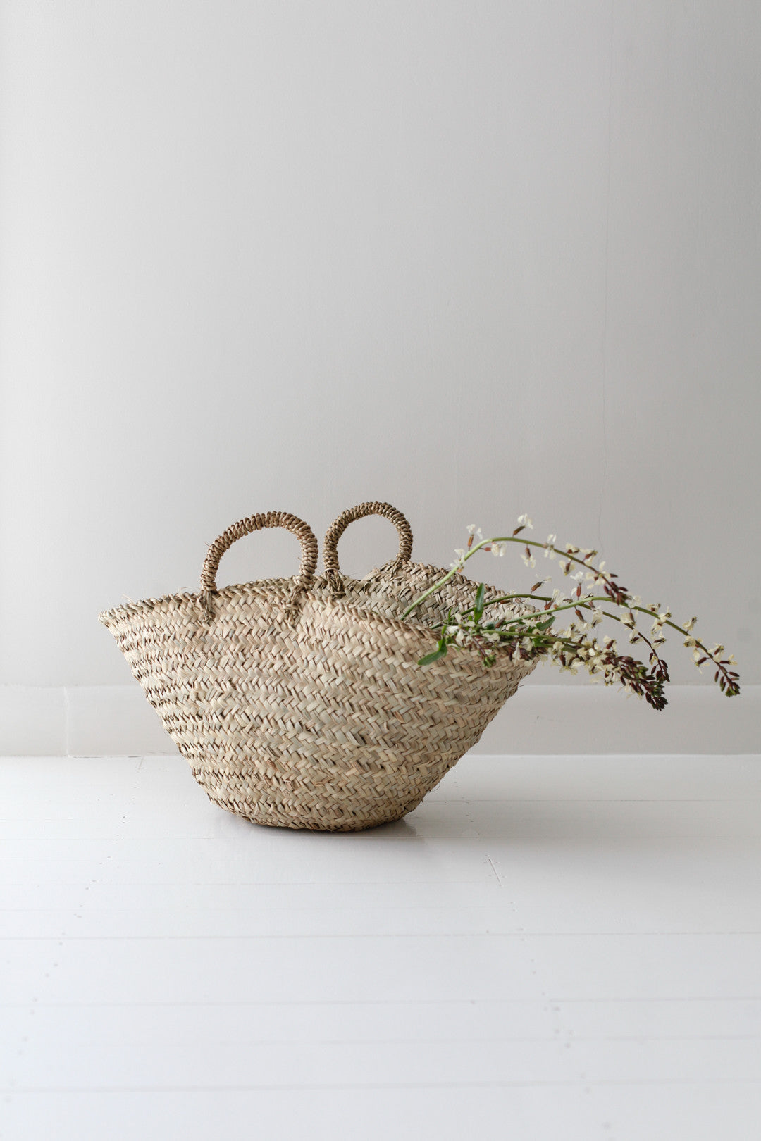 Handcrafted Market Basket | Medium