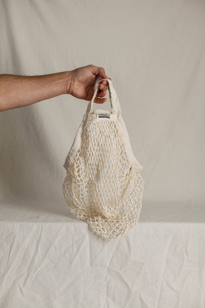 Short Handled String Bag