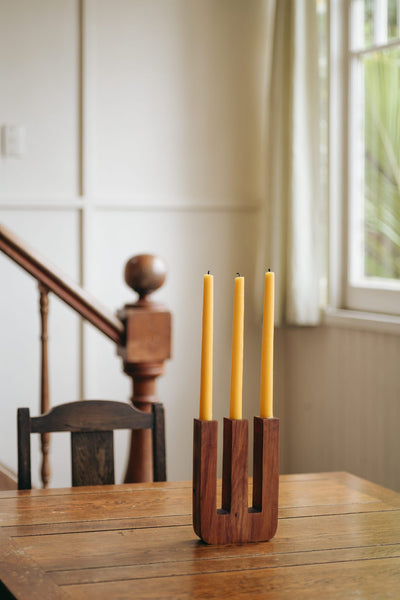 Three.Three Candle Holder | Petley