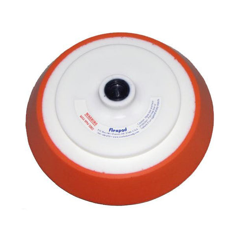 Eight Inch Orange Hard Flexpad