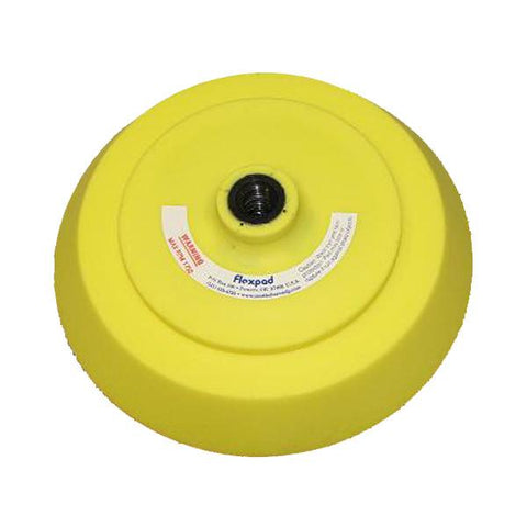 Eight Inch Yellow Soft Flexpad