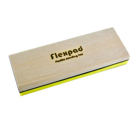 Flexpad Wood Balsa Shaping Block & Refills