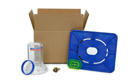Futures Leash Plug Installation Kit