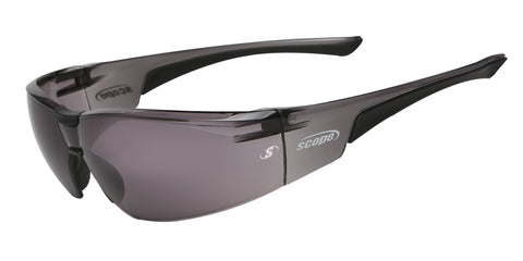 Stylish Sports Sunglasses with optional prescription inserts.