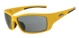 Yellow frame Sunglasses - smoke lenses