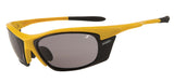 Running Sunglasses - Yellow Frame & Gray Lenses