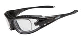 Sports Prescription Sunglasses -  optional Rx prescription insert
