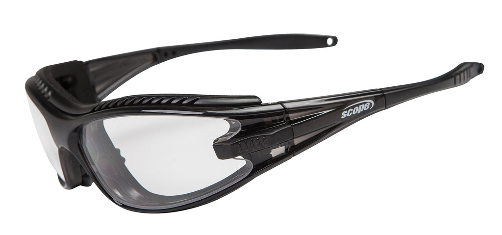 Sports Prescription Sunglasses with optional Rx Insert - clear lens
