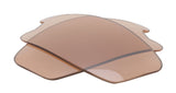 Different tinted lenses for your rxable prescription sports glasses - Eclipse lens