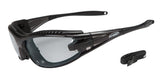 Sports Prescription Sunglasses - Polarized Lenses with optional Rx Insert
