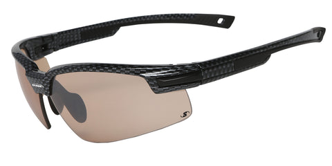 Rx able Prescription Sports Sunglasses with eclipse lenses