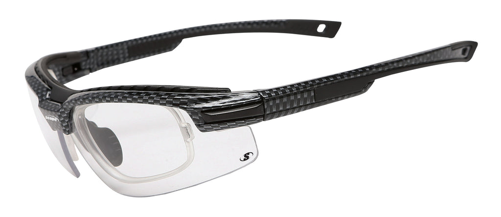 Prescription Sports Sunglasses with optional Rx insert