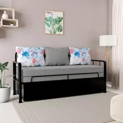 Perfect Homes Studio Double Metal Sofa Bed