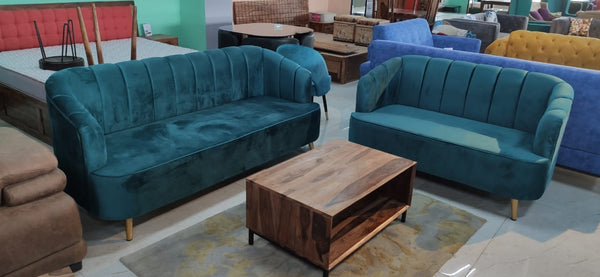 Nelio 3 + 2 Seater Sofa Set