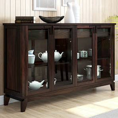 Akira Sideboard XL In Mahogany Finish By Urban Ladder GMC Express Storage FN-GMC-007651