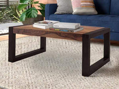 Altura Coffee Table In Two-Tone Finish Table