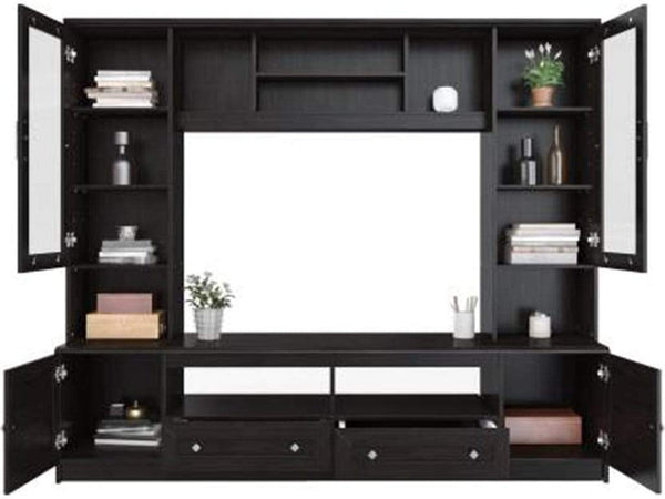 Berlin Engineered Wood TV Entertainment Unit GMC Express Storage FN-GMC-007730