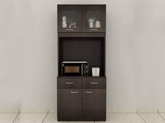 Caelan Engineered Wood Crockery Cabinet GMC Express Storage FN-GMC-007711