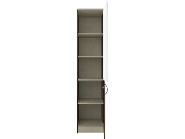 Crystal Engineered Wood Close Book Shelf GMC Express Storage FN-GMC-007574