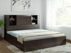 Crystal Furnitech Bed Engineered Wood King Box Bed GMC Express Beds FN-GMC-006008