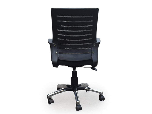 Dalton Study Table + Hailey Office Chair (Combo Offer) GMC Express Chair FN-GMC-008558