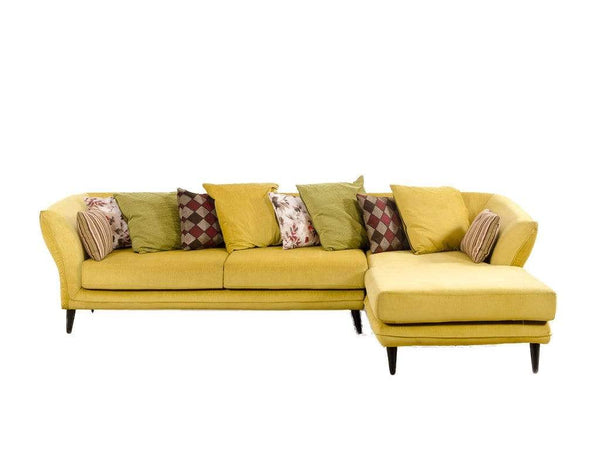 Florence Three Seater Sofa with Lounger by Casacraft GMC Express Sofa FN-GMC-000624
