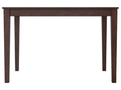 Fraser Solid Wood Dining Table GMC Express Table FN-GMC-008544