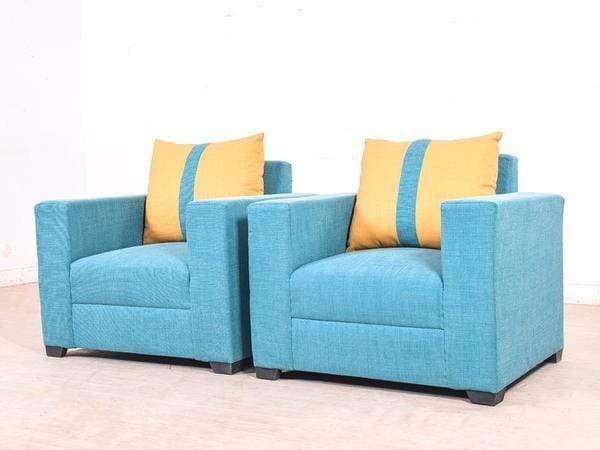 Galaxy Five Seater Sofa (3+1+1) GMC Standard Sofa FN-GMC-002616