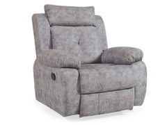 Harper Recliner in Brown Color