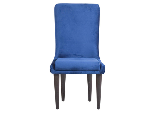 Benson Premium Dining Chair in Velvet Fabric