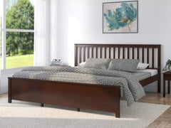 Homes Songo Solid Wood King Bed GMC Express Beds FN-GMC-008446