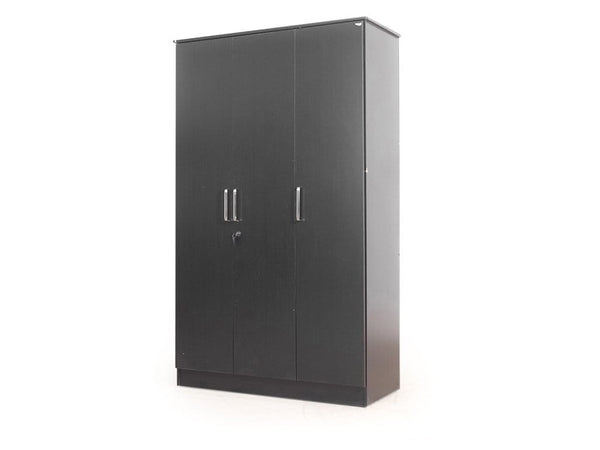 Jenga Three Door Wardrobe GMC Express Storage FN-GMC-006046