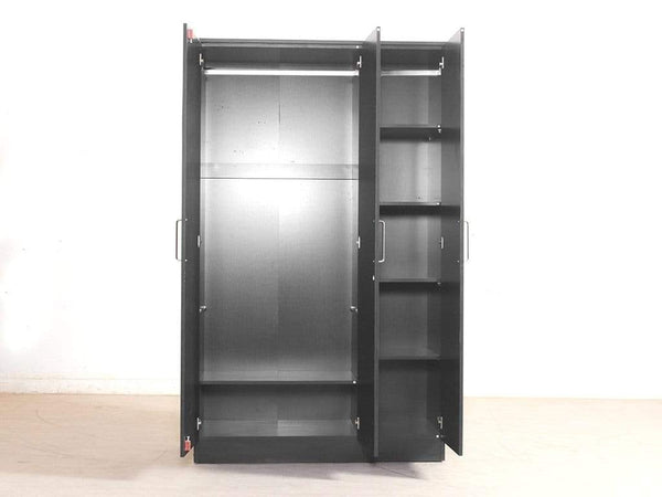 Jenga Three Door Wardrobe GMC Express Storage FN-GMC-007735